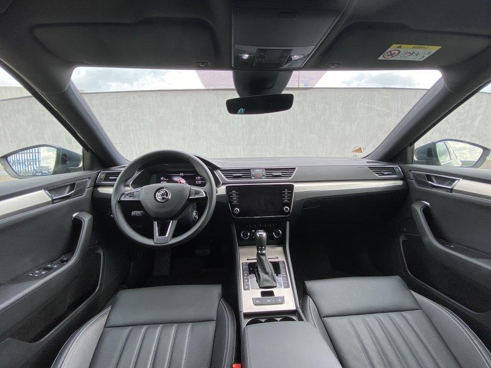 Škoda Superb 2,0 TDI