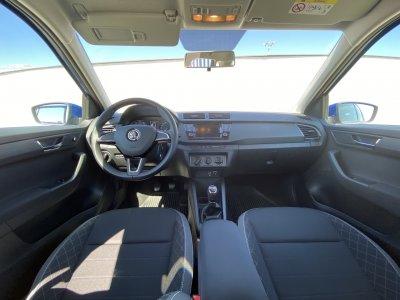 Škoda Fabia Combi 1,0 TSI
