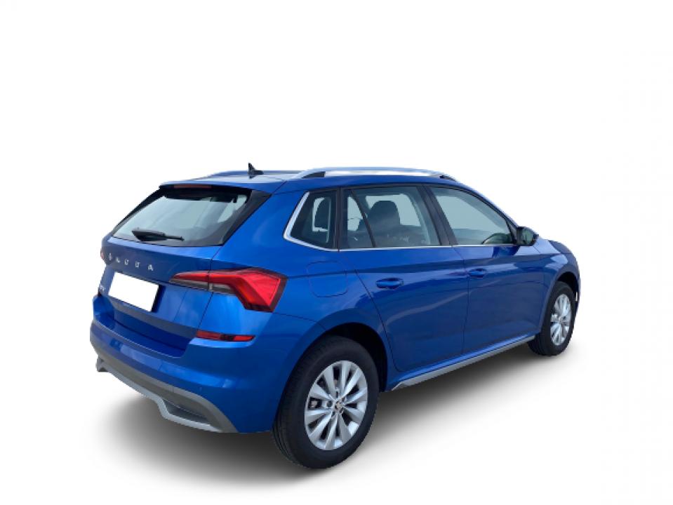 Škoda Kamiq 1,0 TSI