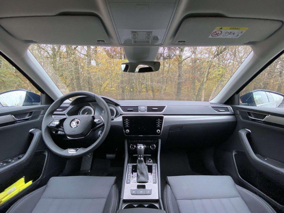 Škoda Superb iV, 1,4 TSI PHEV, 2020