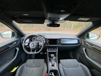 Škoda Kodiaq 2,0 TDI, 2020