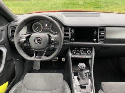 Škoda Kodiaq Sportline 2,0 TSI