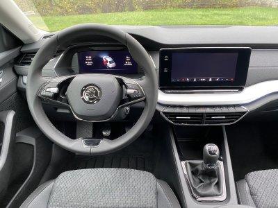 Škoda Octavia 1,5 TSI