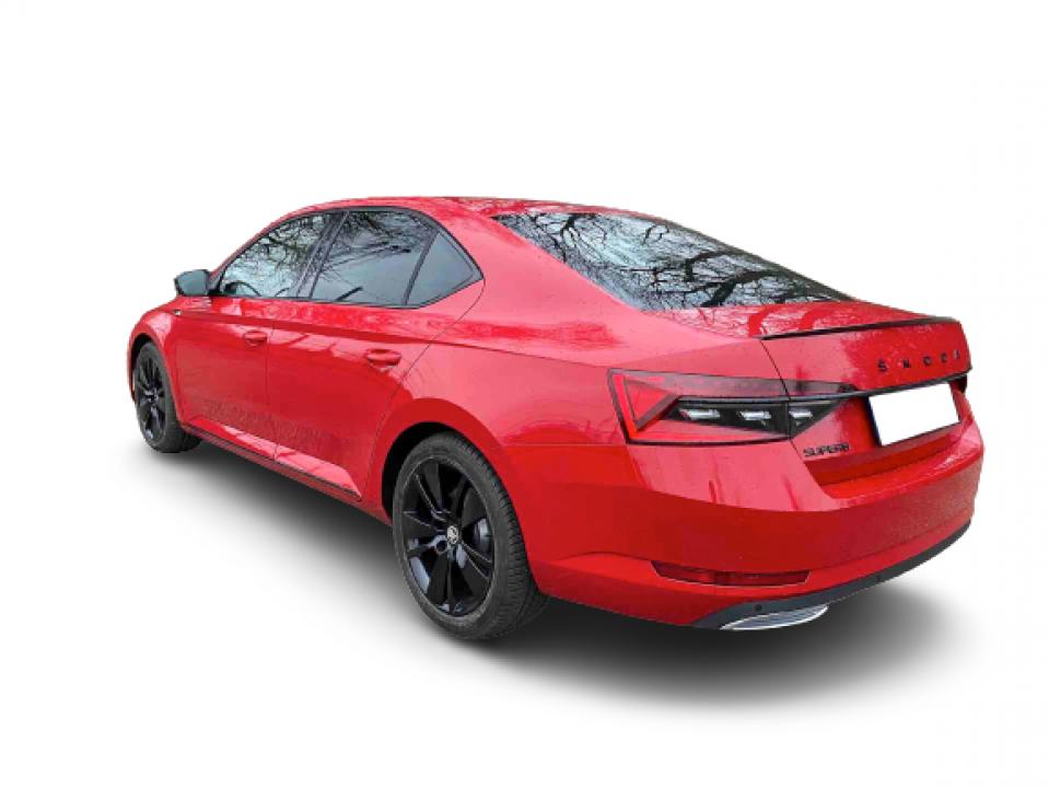 Škoda Superb Sportline 2,0 TSI
