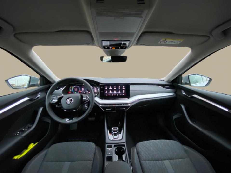 Škoda Octavia Combi 2,0 TDI